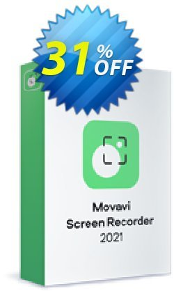 Movavi Screen Recorder Studio Coupon discount 20% Affiliate Discount - Movavi Screen Capture Studio discount