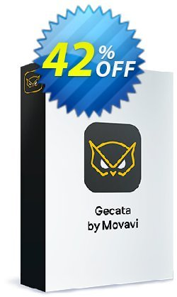 Gecata by Movavi Coupon, discount 15% Affiliate Discount. Promotion: stirring discounts code of Gecata by Movavi – Personal 2021