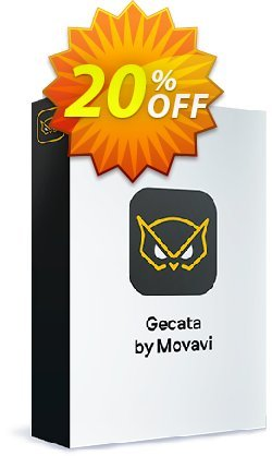 Gecata by Movavi - Business License Coupon, discount Gecata by Movavi – Business Wonderful offer code 2021. Promotion: super offer code of Gecata by Movavi – Business 2021