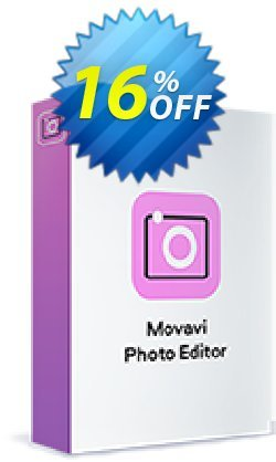 Movavi Photo Editor - Business License  Coupon, discount 15% Affiliate Discount. Promotion: exclusive sales code of Movavi Photo Editor – Business 2021