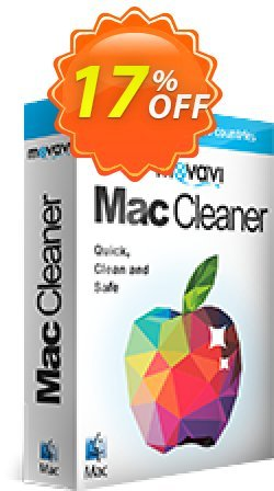 Movavi Mac Cleaner Coupon discount 15% Affiliate Discount - exclusive promotions code of Movavi Mac Cleaner - Personal 2021
