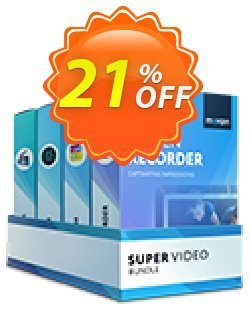 Movavi Super Video Bundle for Mac - Business  Coupon, discount 20% Affiliate Discount. Promotion: Awful discounts code of Movavi Super Video Bundle for Mac – Business 2021