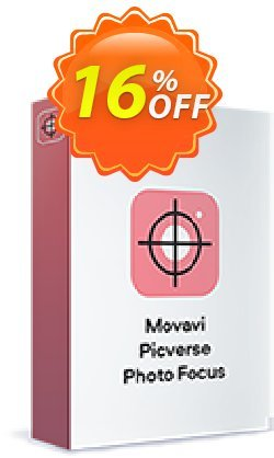 Movavi Photo Focus for Mac - Business Coupon, discount 15% Affiliate Discount. Promotion: hottest deals code of Movavi Photo Focus for Mac – Business 2021