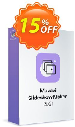 Movavi Slideshow Maker for Mac  - Business Coupon discount 15% Affiliate Discount - formidable discounts code of Movavi Slideshow Maker for Mac  – Business 2021