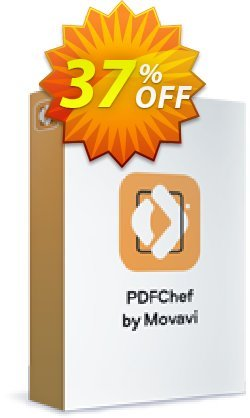 PDFChef by Movavi Coupon discount Movavi PDF Editor formidable sales code 2021 - formidable sales code of Movavi PDF Editor 2021