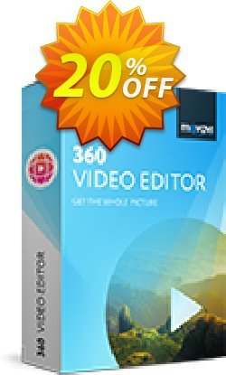 Movavi 360 Video Editor Business Coupon discount Movavi 360 Video Editor – Business wondrous discounts code 2020 - marvelous promo code of Movavi 360 Video Editor – Business 2020