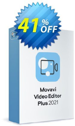 Movavi Video Editor Plus Coupon discount 20% Affiliate Discount - stunning promotions code of Movavi Video Editor Plus – Personal 2020