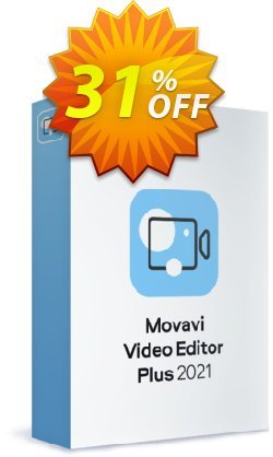 Movavi Video Editor Plus for Mac Coupon discount 20% Affiliate Discount - awesome sales code of Movavi Video Editor Plus for Mac – Personal 2020