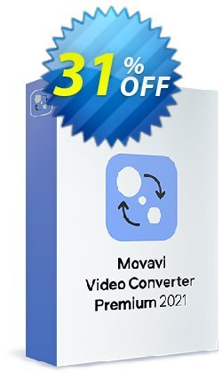 Movavi Video Converter Premium - Lifetime  Coupon discount 20% Affiliate Discount - marvelous sales code of Movavi Video Converter Premium – Personal 2020