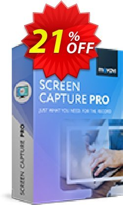 Movavi Screen Capture Pro for Mac - 1 license Coupon, discount 20% Affiliate Discount. Promotion: special promo code of Movavi Screen Capture Pro for Mac – 1 license 2021