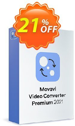Movavi Video Converter Premium for Mac - Lifetime Business Coupon discount 20% Affiliate Discount - exclusive sales code of Movavi Video Converter Premium for Mac – Business 2020