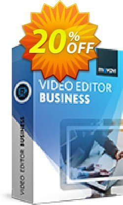 Movavi Video Editor Business Coupon discount Movavi Video Editor Business fearsome discount code 2020. Promotion: fearsome discount code of Movavi Video Editor Business 2020