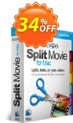 Movavi Split Movie for Mac - 3 Licenses Coupon, discount Movavi Split Movie for Mac – 3 Licenses exclusive discounts code 2021. Promotion: exclusive discounts code of Movavi Split Movie for Mac – 3 Licenses 2021