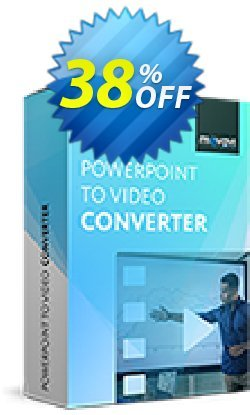 Movavi PowerPoint to Video Converter - 3 Licenses Coupon discount Movavi PowerPoint to Video Converter – 3 Licenses amazing discount code 2020. Promotion: amazing discount code of Movavi PowerPoint to Video Converter – 3 Licenses 2020