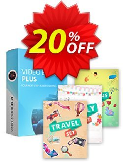 Business Bundle: Movavi Video Editor Plus + Effects Coupon discount Business Bundle: Video Editor Plus + Effects Awful discounts code 2020 - Awful discounts code of Business Bundle: Video Editor Plus + Effects 2020