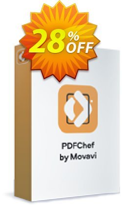 PDFChef by Movavi - Monthly Subcription  Coupon discount Movavi PDF Editor – Monthly Subcription staggering deals code 2020 - staggering deals code of Movavi PDF Editor – Monthly Subcription 2020