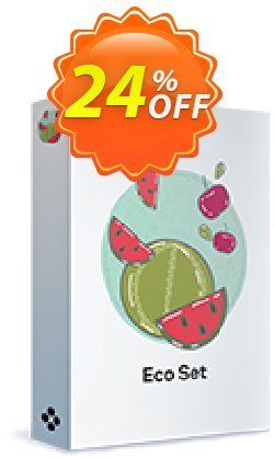 Movavi effect: Eco Set Coupon discount Eco Set awesome discounts code 2020 - exclusive promo code of Eco Set 2020