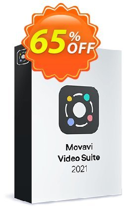 Movavi Video Suite Coupon discount Spring Sale 30% off. Promotion: Excellent promo code of Movavi Video Suite, tested in {{MONTH}}