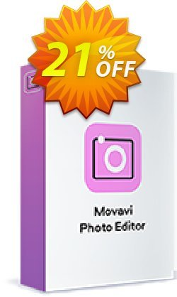 Movavi Photo Editor - 1 year  Coupon, discount Movavi Photo Editor – 1 year subscription Awful deals code 2021. Promotion: Awful deals code of Movavi Photo Editor – 1 year subscription 2021