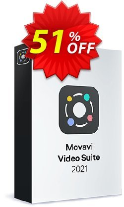 Movavi Video Suite - 1 year subscription  Coupon discount Movavi Video Suite – 1 year subscription Best promotions code 2020 - Best promotions code of Movavi Video Suite – 1 year subscription 2020