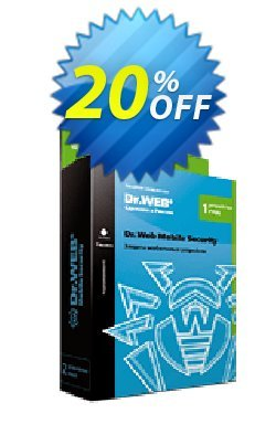 Dr.Web for Android - 3 years Coupon, discount Dr.Web Mobile Security marvelous discounts code 2020. Promotion: marvelous discounts code of Dr.Web Mobile Security 2020