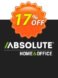 Absolute Home and Office - Premium - Mobile  Coupon, discount Back to School 2014 (15% off LJP-36). Promotion: best promo code of Absolute Home and Office - Premium (Mobile) 2020