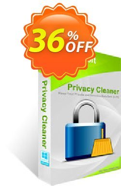 Amigabit Privacy Cleaner Coupon, discount Save $10. Promotion: exclusive discounts code of Amigabit Privacy Cleaner 2020