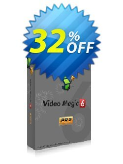 Blaze Video Magic Pro Coupon, discount Holiday Discount: $12 OFF. Promotion: amazing discounts code of Video Magic Professional 2020