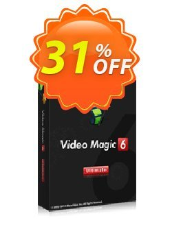 Blaze Video Magic Ultimate Coupon, discount Save 30% Off. Promotion: super promotions code of Video Magic Ultimate 2020