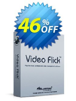 VideoFlick Coupon, discount Save 45% Off. Promotion: best sales code of VideoFlick 2020