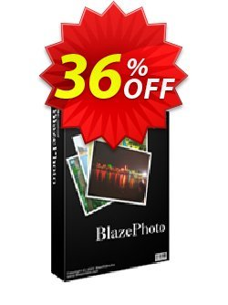 BlazePhoto Coupon, discount Holiday Discount: $10 OFF. Promotion: big deals code of BlazePhoto 2020