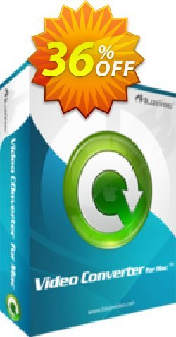 BlazeVideo Video Converter for Mac Coupon, discount Holiday Discount: $10 OFF. Promotion: awful promotions code of BlazeVideo Video Converter for Mac 2020