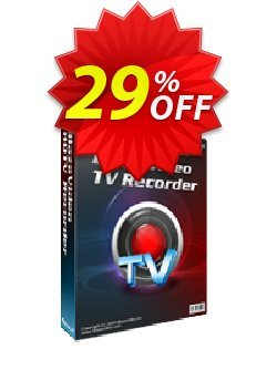 BlazeVideo TV Recorder Coupon, discount Holiday Discount: $20 OFF. Promotion: big discount code of BlazeVideo TV Recorder 2020