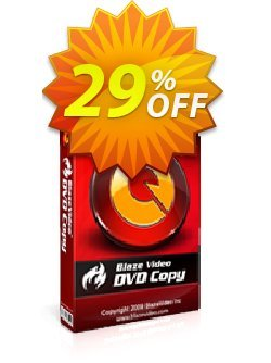 BlazeVideo DVD Copy Coupon, discount Holiday Discount: $14 OFF. Promotion: hottest promo code of BlazeVideo DVD Copy 2020