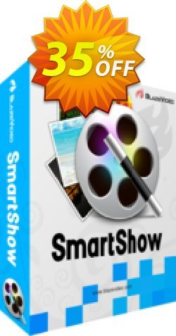 BlazeVideo SmartShow Coupon, discount Save 35% Off. Promotion: formidable deals code of BlazeVideo SmartShow 2020