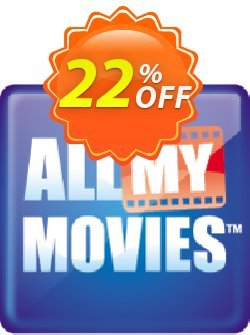 All My Movies Coupon, discount ANTIVIRUS OFFER. Promotion: fearsome promotions code of All My Movies 2020