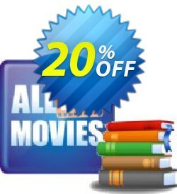 Bolide All My Books + All My Movies bundle Coupon, discount ANTIVIRUS OFFER. Promotion: wonderful discounts code of All My Books + All My Movies bundle 2020