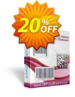 DRPU Barcode Label Maker and Print Creator Coupon discount Wide-site discount 2021 DRPU Barcode Label Maker and Print Creator. Promotion: special offer code of DRPU Barcode Label Maker and Print Creator 2021