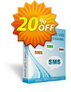 DRPU Bulk SMS Software - Professional Edition  Coupon discount Wide-site discount 2021 DRPU Bulk SMS Software (Professional Edition) - amazing sales code of DRPU Bulk SMS Software (Professional Edition) 2021