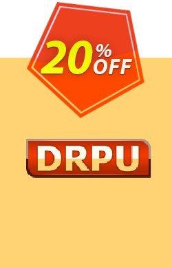 DRPU Card Maker and Label Designing Software Coupon, discount Wide-site discount 2021 DRPU Card Maker and Label Designing Software. Promotion: formidable discounts code of DRPU Card Maker and Label Designing Software 2021