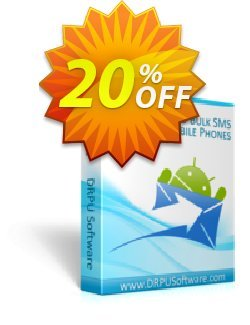 DRPU Bulk SMS Software for Android Mobile Phones Coupon discount Wide-site discount 2021 DRPU Bulk SMS Software for Android Mobile Phones - excellent discounts code of DRPU Bulk SMS Software for Android Mobile Phones 2021