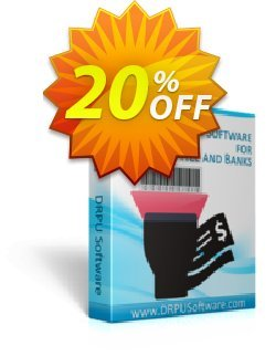 DRPU Post Office and Bank Barcode Label Maker Software Coupon, discount softwarecoupons.com Offer. Promotion: hottest discount code of DRPU Post Office and Bank Barcode Label Maker Software 2020