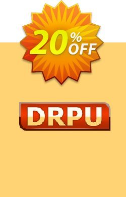 DRPU Barcode Maker software - Corporate Edition - 2 PC License Coupon discount softwarecoupons.com Offer - stunning discount code of DRPU Barcode Maker software - Corporate Edition - 2 PC License 2021