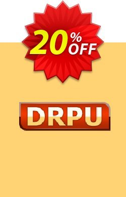 DRPU Barcode Maker software - Corporate Edition - 15 PC License Coupon discount softwarecoupons.com Offer - formidable deals code of DRPU Barcode Maker software - Corporate Edition - 15 PC License 2021