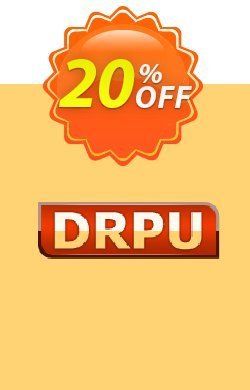 DRPU Barcode Maker software - Corporate Edition - 25 PC License Coupon discount softwarecoupons.com Offer - excellent promo code of DRPU Barcode Maker software - Corporate Edition - 25 PC License 2021