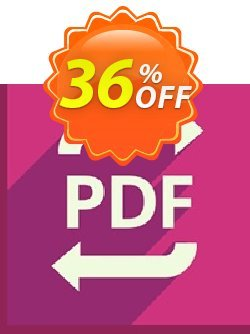 Icecream PDF Converter PRO Coupon, discount Icecream PDF Converter PRO best promo code 2019. Promotion: best promo code of Icecream PDF Converter PRO 2019