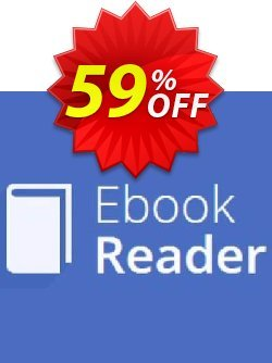 Icecream Ebook Reader PRO Coupon, discount Icecream Ebook Reader PRO wondrous promo code 2019. Promotion: wondrous promo code of Icecream Ebook Reader PRO 2019