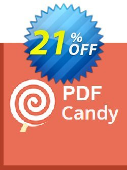 PDF Candy Desktop PRO Coupon, discount PDF Candy Desktop PRO excellent offer code 2019. Promotion: excellent offer code of PDF Candy Desktop PRO 2019
