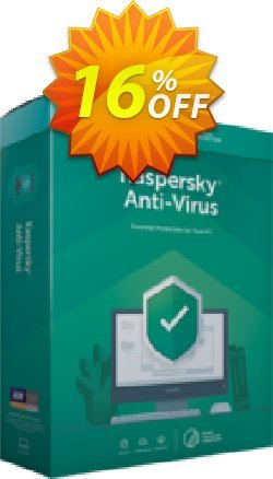 Kaspersky Anti-Virus Coupon, discount Kaspersky Anti-Virus big discount code 2019. Promotion: big discount code of Kaspersky Anti-Virus 2019