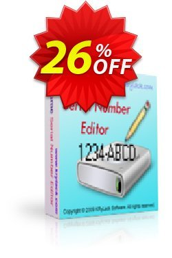 Volume Serial Number Editor Coupon, discount Volume Serial Number Editor wondrous discount code 2020. Promotion: wondrous discount code of Volume Serial Number Editor 2020